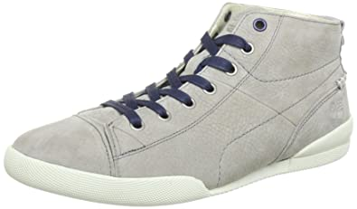 Timberland EK Split Cup Sole FTM_EK Splitcup Cap Toe Chukka High Top Men  grey Grau (