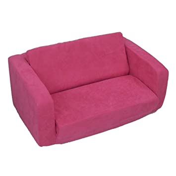 Amazoncom Flip Open Sofa For Kids Convertible Children Soft
