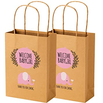 Amazon Elephant Baby Shower Gift Bags Elephant Candy Favor