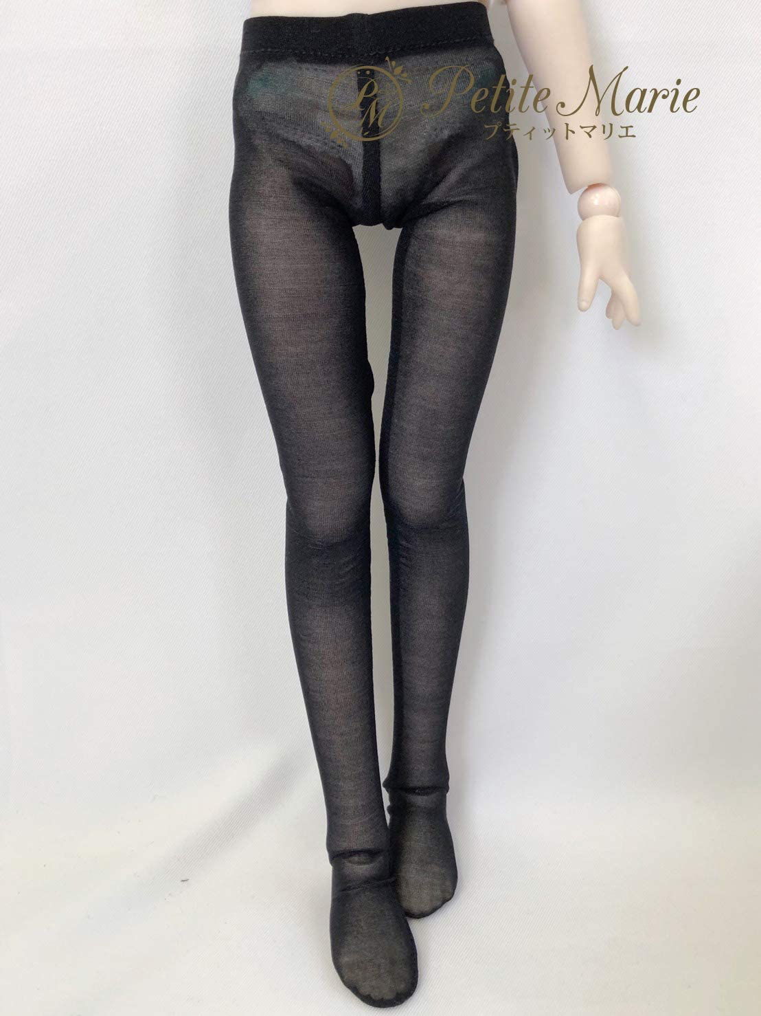 Clothes Only not Include Doll No.0049 Black Petite Marie Japan for 1//4 Doll 16 inch 40cm MDD MSD BJD Tights with a Sense of Sheerness and Soft Touch Mini Dollfie Dream
