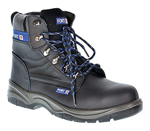 Castle Clothing para Hombre Botas de Seguridad Impermeable Tobillo Zapatos Bases Acero Puntera Heavy Duty: Amazon.es: Zapatos y complementos