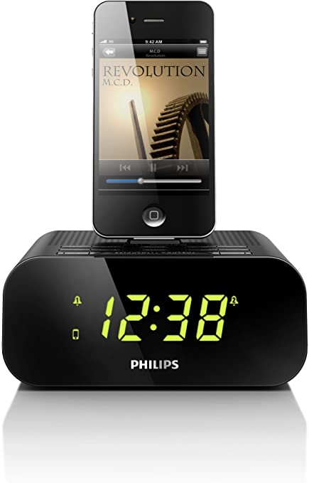 Philips AJ3270D/37 - Radio (Reloj, Digital, FM, 87,5