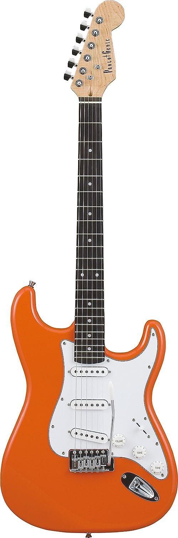 PhotoGenic フォトジェニック エレキギター ストラトキャスタータイプ ST-180/OR オレンジ B00170MCLC オレンジ オレンジ