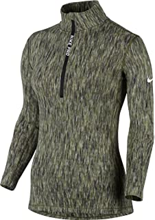 Nike Damen W Np Hyperwarm Ls Hz Langarm Trainingsoberteil