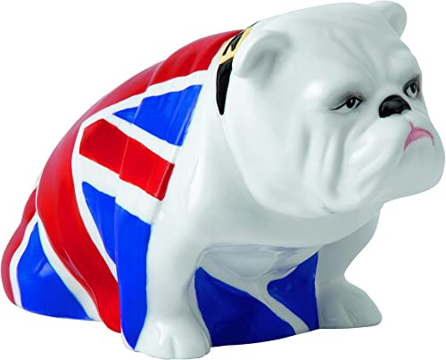 Royal Doulton Bulldogs Figurine, Jack DD 007