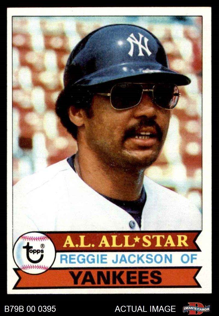 Galleon 1979 Burger King 21 Reggie Jackson New York Yankees