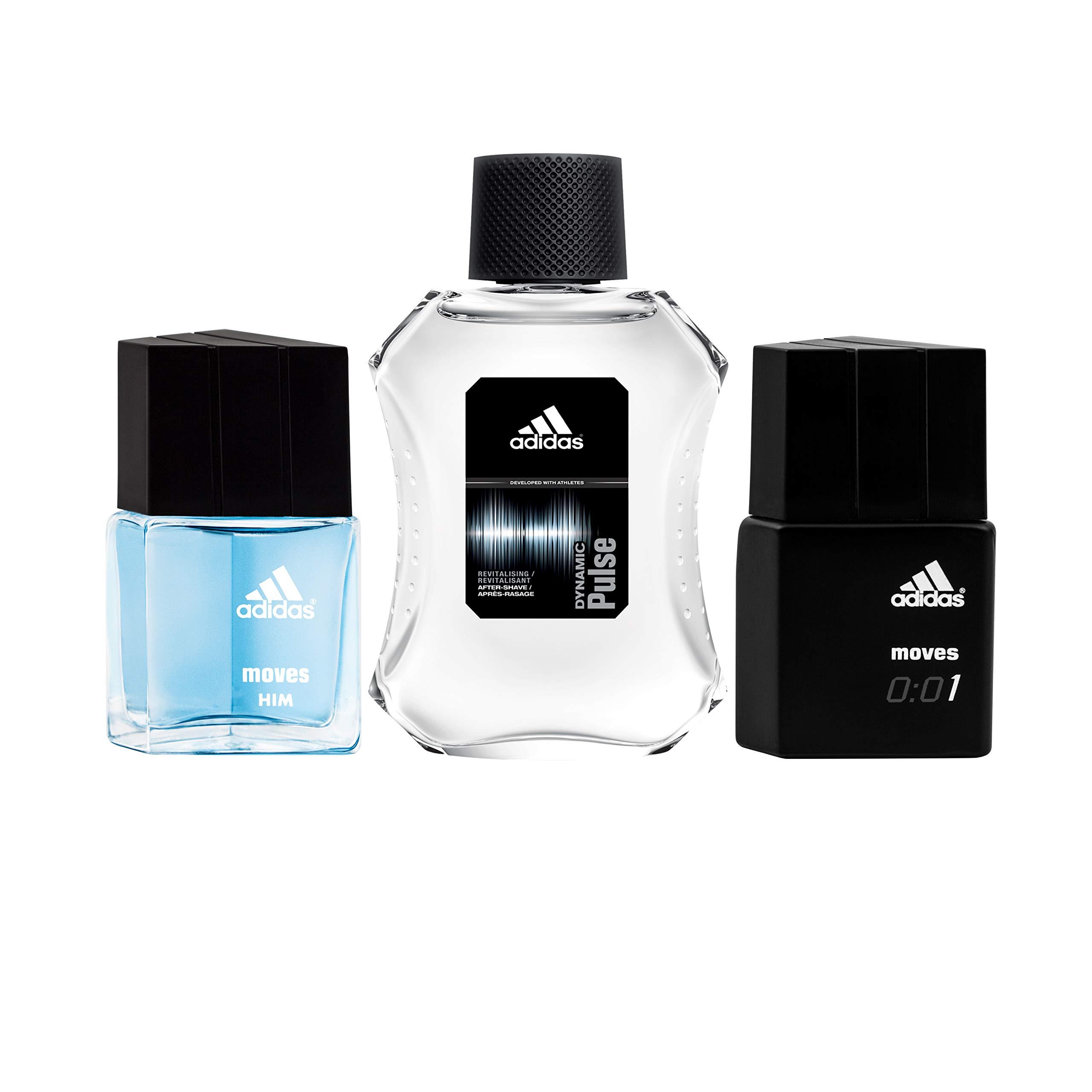 bfbf3727f75c Amazon.com: adidas Omni Male 3 Piece Gift Set: Beauty