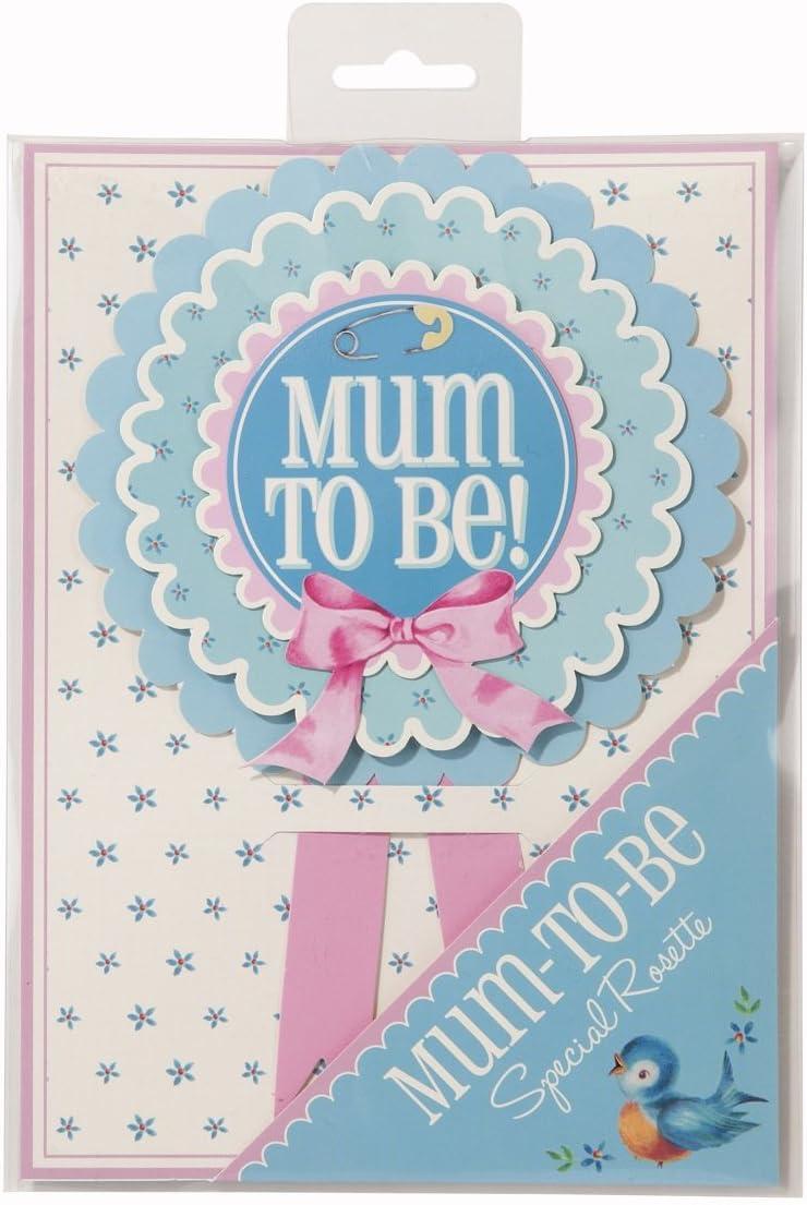 Lovely Baby Shower Gift MUM TO BE ROSETTE Truly Baby Range