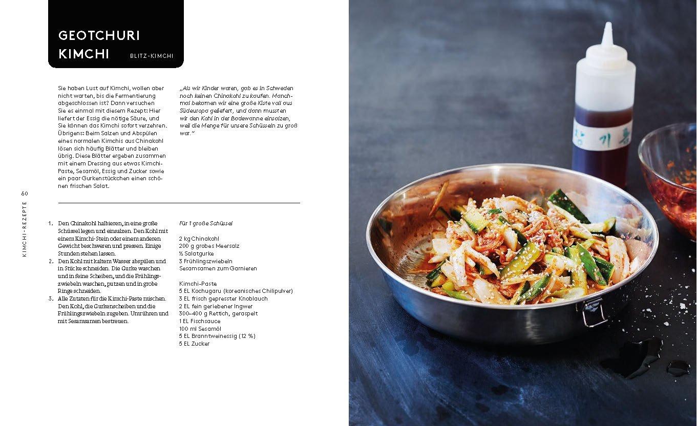 Kimchi - Die Seele der koreanischen Küche: Amazon.de: Byung-Hi Lim ...