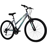 Huffy Hardtail Mountain Bike, Stone Mountain, 26 inch, 21-Speed, Charcoal, 26 Inch Wheels/17 Inch Frame, Model Number…