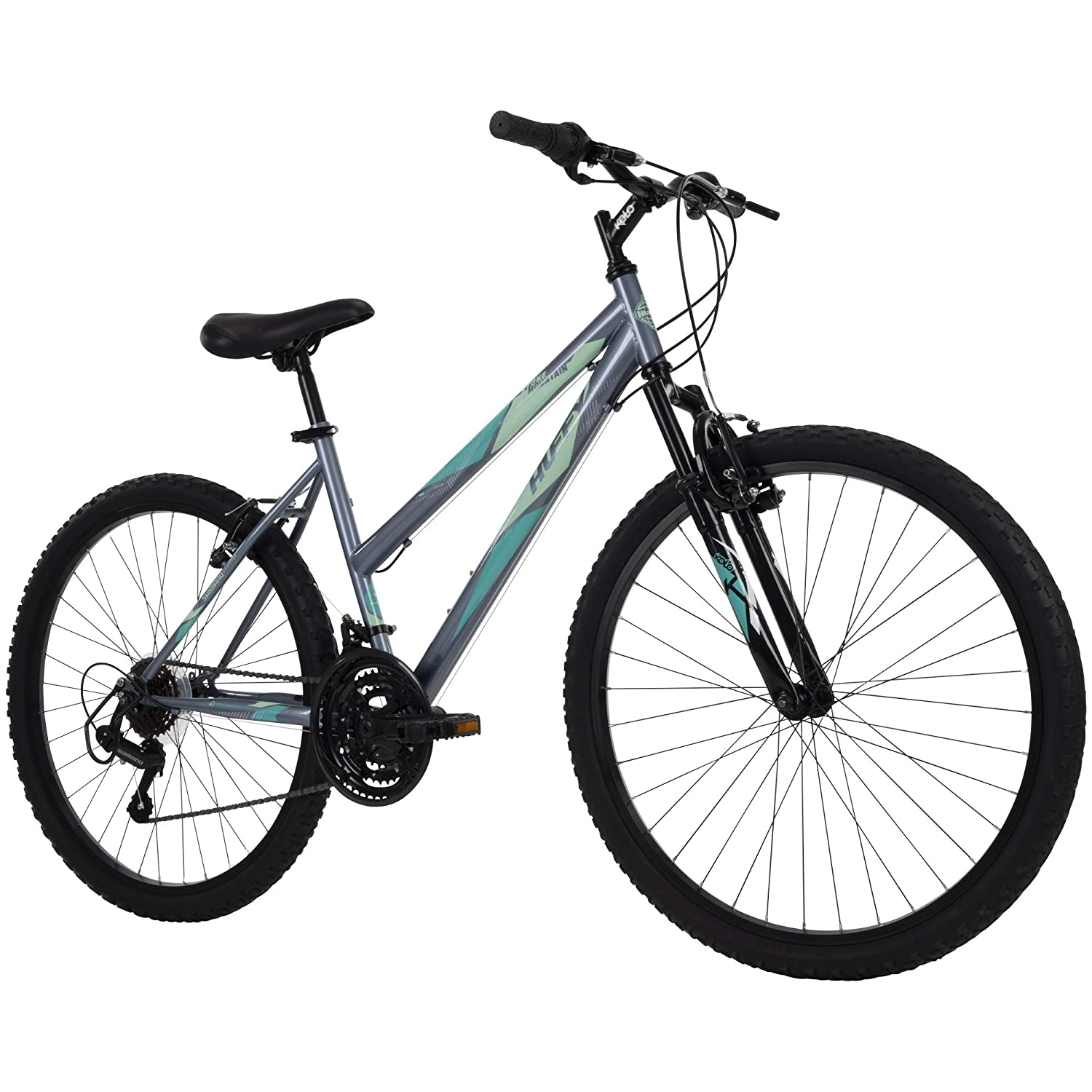 best mountain bike under 500: Huffy Summit Ridge Hardtail Mountain Bike