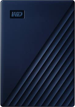 Western Digital My Passport 5TB USB 3.0 Portable Hard Drive