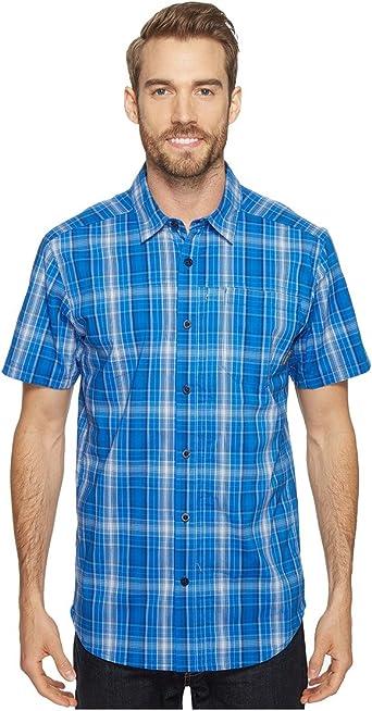 Columbia Global Adventure IV Yarn Dye Camisa de Manga Corta para Hombre: Amazon.es: Ropa y accesorios