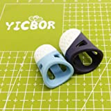 YICBOR Household Sewing DIY Tools Thimble Finger Protector Quilting Craft Accessories Comfortable Non-Slip FT0821 Thimble Finger