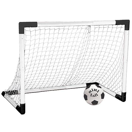 24 opinioni per Set Porta Calcio Calcetto Pallone Allenamento Rete Sport Gioco Mondo 91,5x63 cm