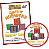 Jumpin' Numbers & Shakin' Shapes Vol. 1 DVD