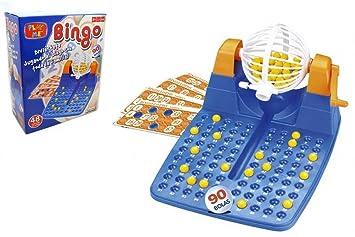 Super grande Juego de Bingo con Play Cards Máquina de Bingo Inicio Bingo XL  Bingo  Amazon.es  Juguetes y juegos 3b5e72c7a26eb