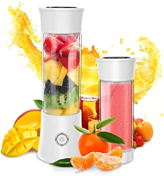 Dapai Personal Smoothie Portable Blender