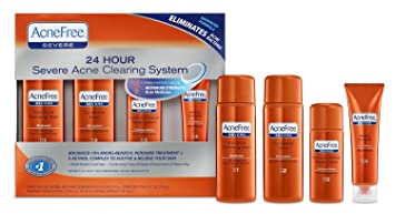 Acnefree Severe Acne Treatment System