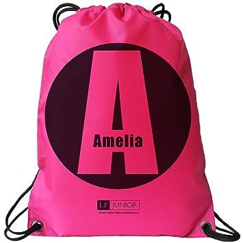 8b2afad3f7 LF Juniors Personalised Drawstring Swimming Bag