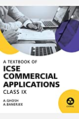 Commercial Applications: Textbook for ICSE Class 9 Kindle Edition