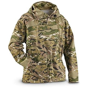 Amazon.com: Military Style MultiCam Anorak Jacket Parka: Clothing