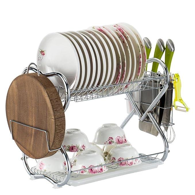 Amazon.de: Kaxima Geschirrkorb ablassen, Küchengeschirrkorb einer ...