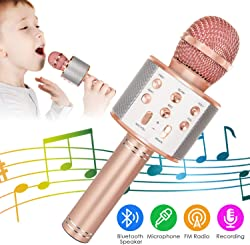 Top 15 Best Kids Microphone (2020 Reviews & Buying Guide) 9
