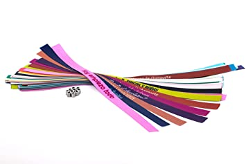 ea8a53d43e87 Pulseras de tela con mensaje para bodas