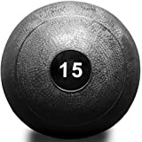 Rep V2 Slam Balls for Strength and Conditioning, Slam Ball Exercises, and Cardio Workouts (5, 10, 15, 20, 25, 30, 35, 40, 45, 50, 60, 70, 100 lbs) - Select Sizes 30% Off