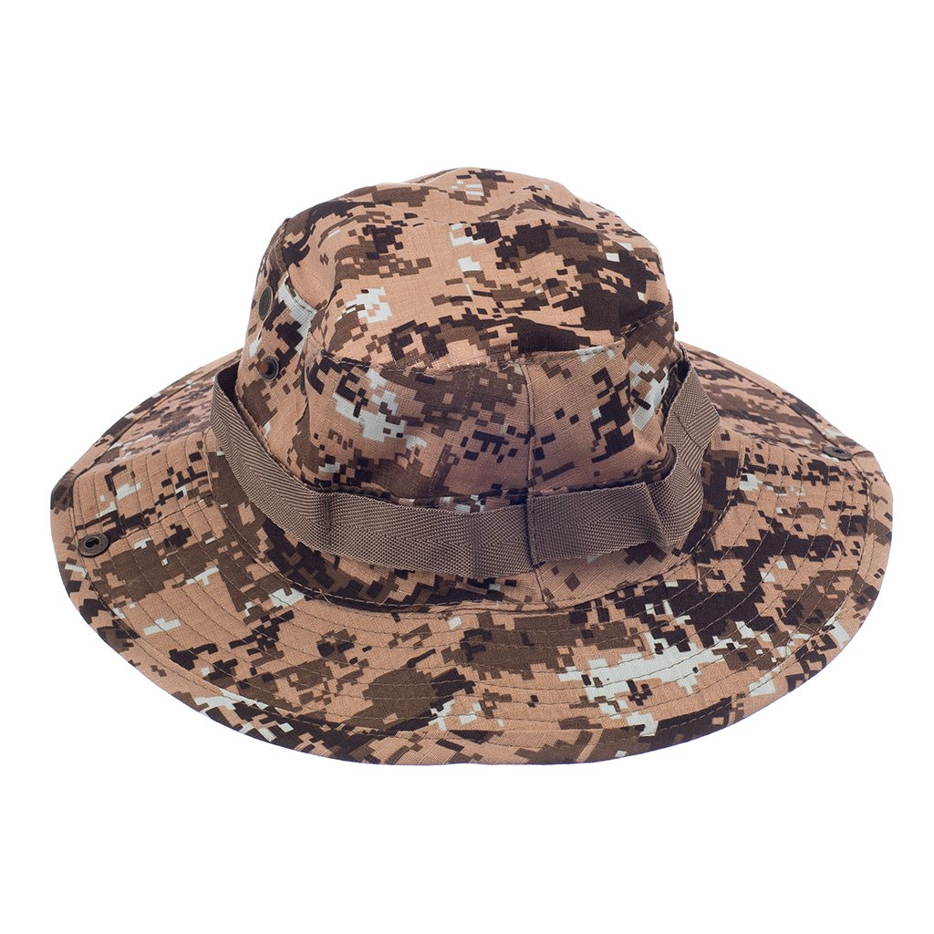 Buy Imported Mens Camo Military Boonie Cap Sun Bucket Brim Army Fishing  Hiking Hat  3 Online at Low Prices in India - Amazon.in 970cfddd7fa