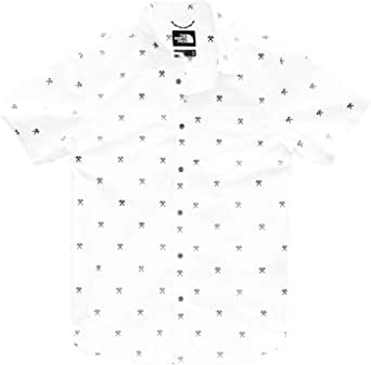The North Face S/S Baytrail Camiseta Jacquard de Manga Corta Hombre