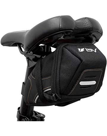 01b08066104c BV Bicycle Y-Series Strap-On Bike Saddle Bag Bicycle Seat Pack Bag.  2