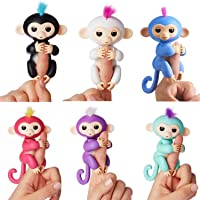 Magicwand® Funny Baby Monkey with Six Interactive Modes (Pack of 1)