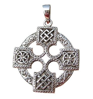 Amazon 925 silver celtic knights templar cross pendant necklace 925 silver celtic knights templar cross pendant necklace jewelry art a23 aloadofball Images
