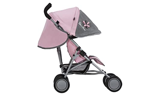 Silver Cross Pop Dolls Pushchair - Vintage Pink Fabric