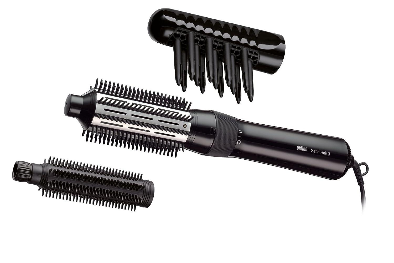 Braun Appareil de Coiffure Satin Hair 3 AS330 avec peigne de volume et petite brosse ronde en accessoires Braun AS 330