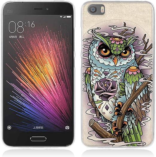 Funda para Xiaomi Mi5-Fubaoda-Alta Calidad Serie de la Pintura ...