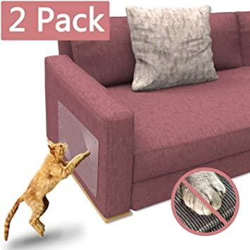 Amazon.com: GeiGei 2 protectores de muebles de gatos ...