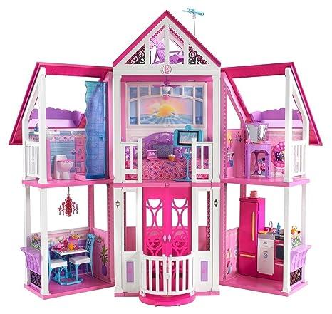 Barbie W3141 La casa di Malibu: Amazon.it: Giochi e giocattoli