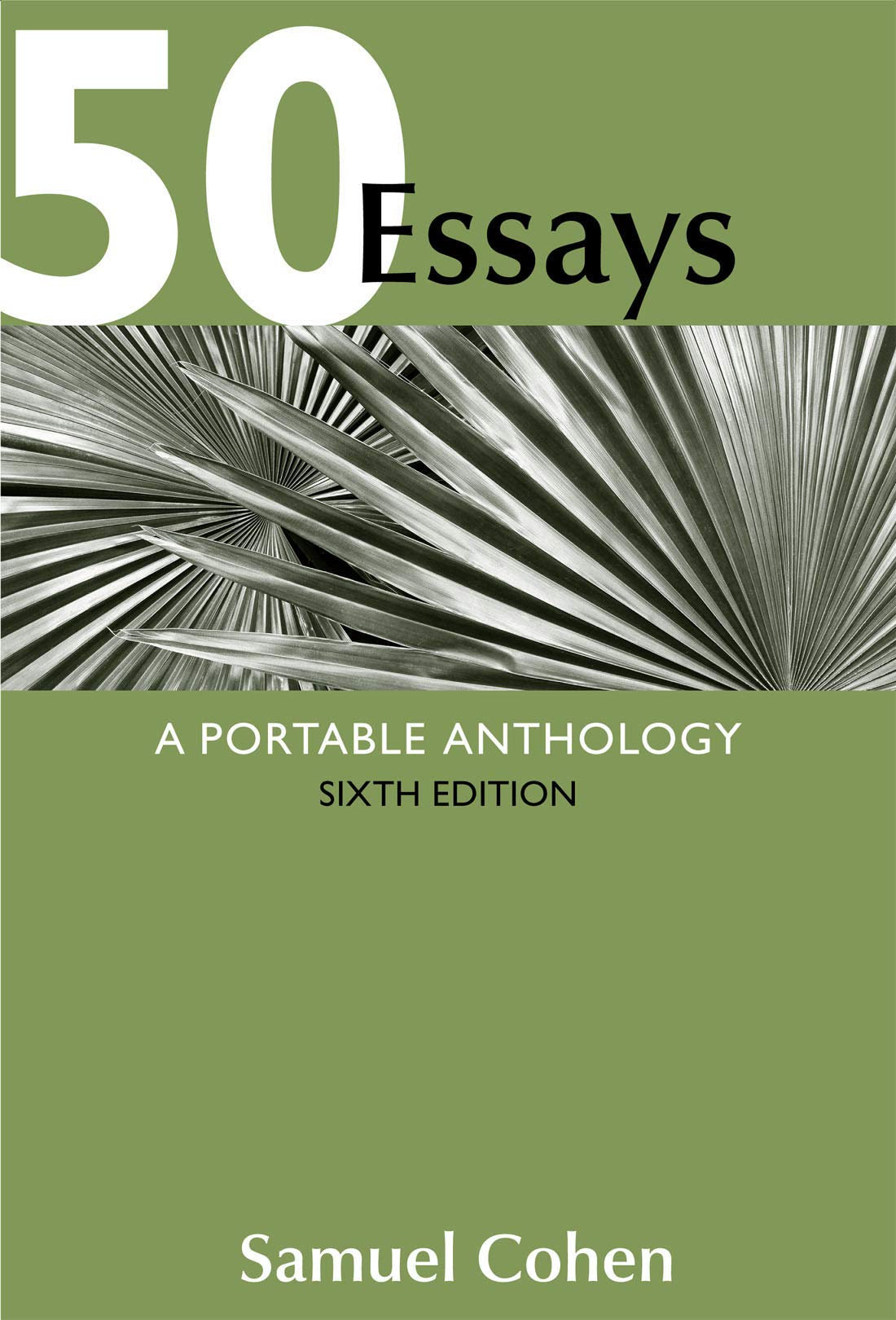 Samuel cohen 50 essays a portable anthology second edition example of a definition essay