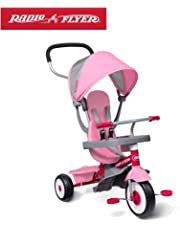 Radio Flyer 4-in-1 Stroll 'N Trike, Pink