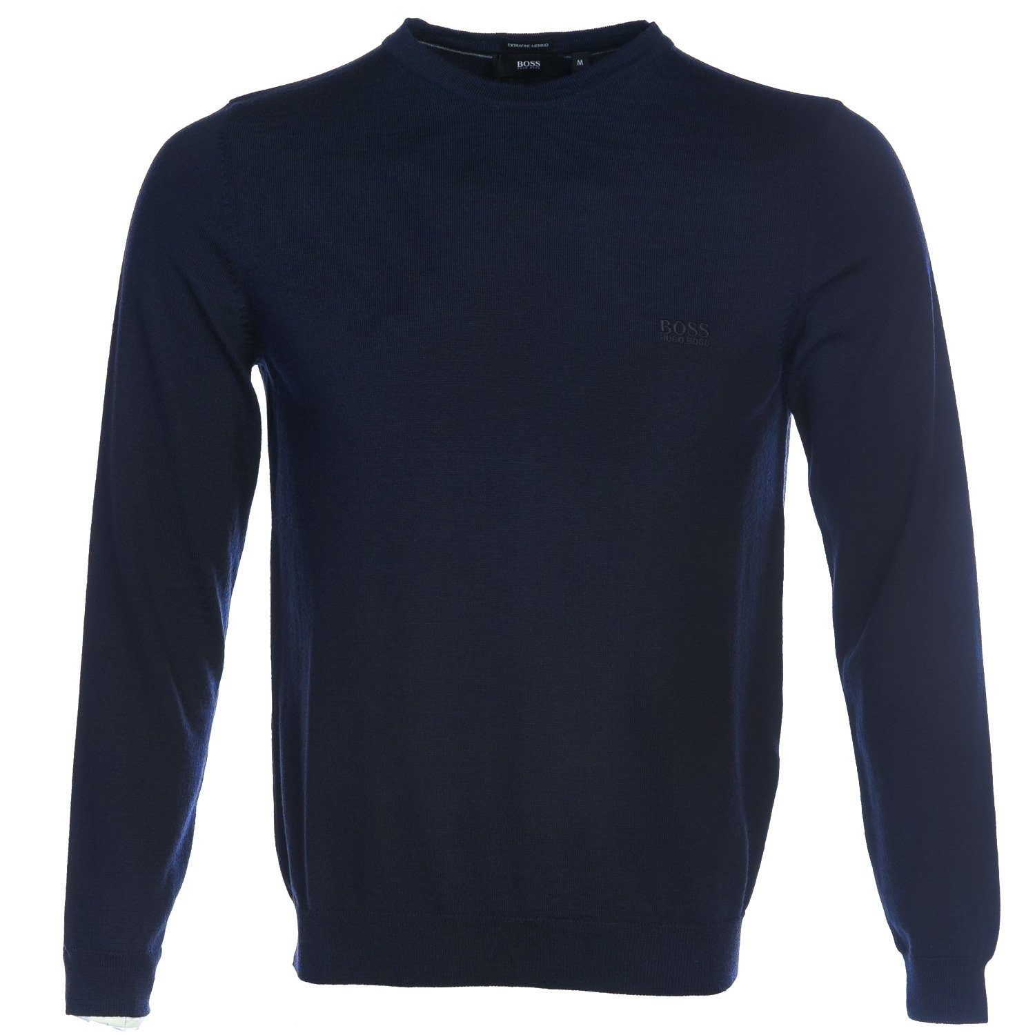 HUGO BOSS Boss Botto-L Knitwear in Navy Boss Hugo Boss