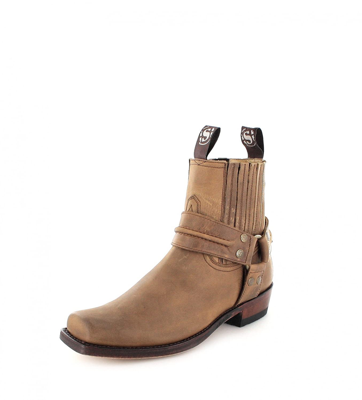 Sendra Boots2746 - botas estilo motero Unisex adulto48 EU|Marrón - marrón