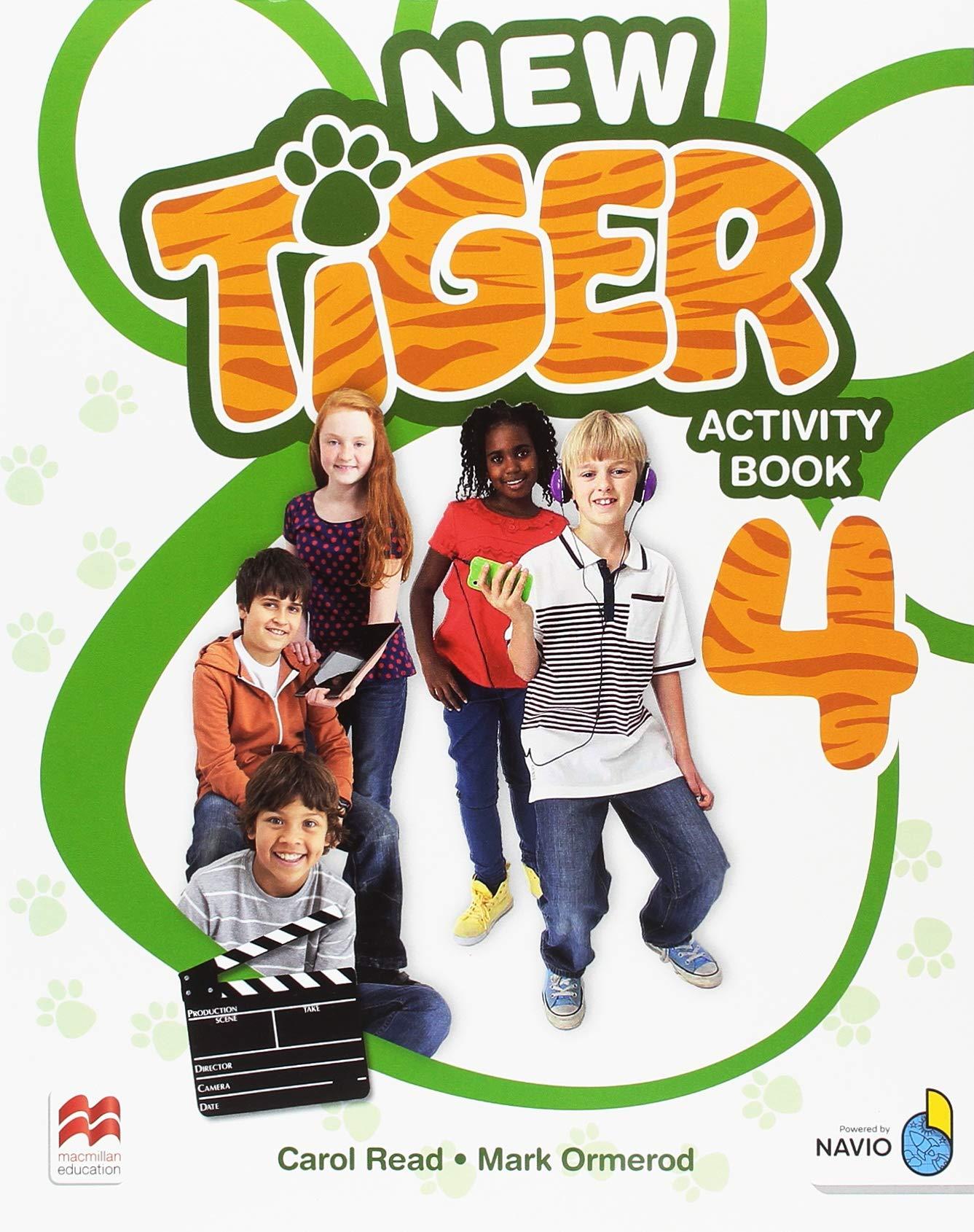 NEW TIGER 4 Ab Pk: Amazon.es: C. Read, M. Ormerod: Libros en ...