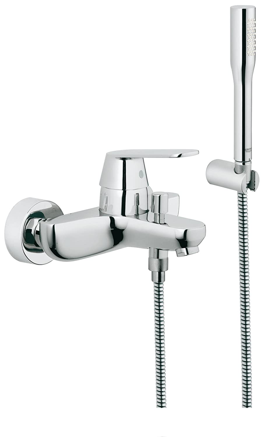 GROHE 32832000 | Eurosmart Cosmopolitan Single-Lever Bath/Shower Mixer Set