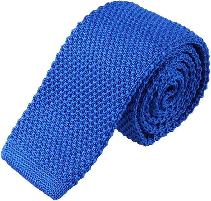 Corbata de punto tejida para hombre de lujo, corbata de punto ...