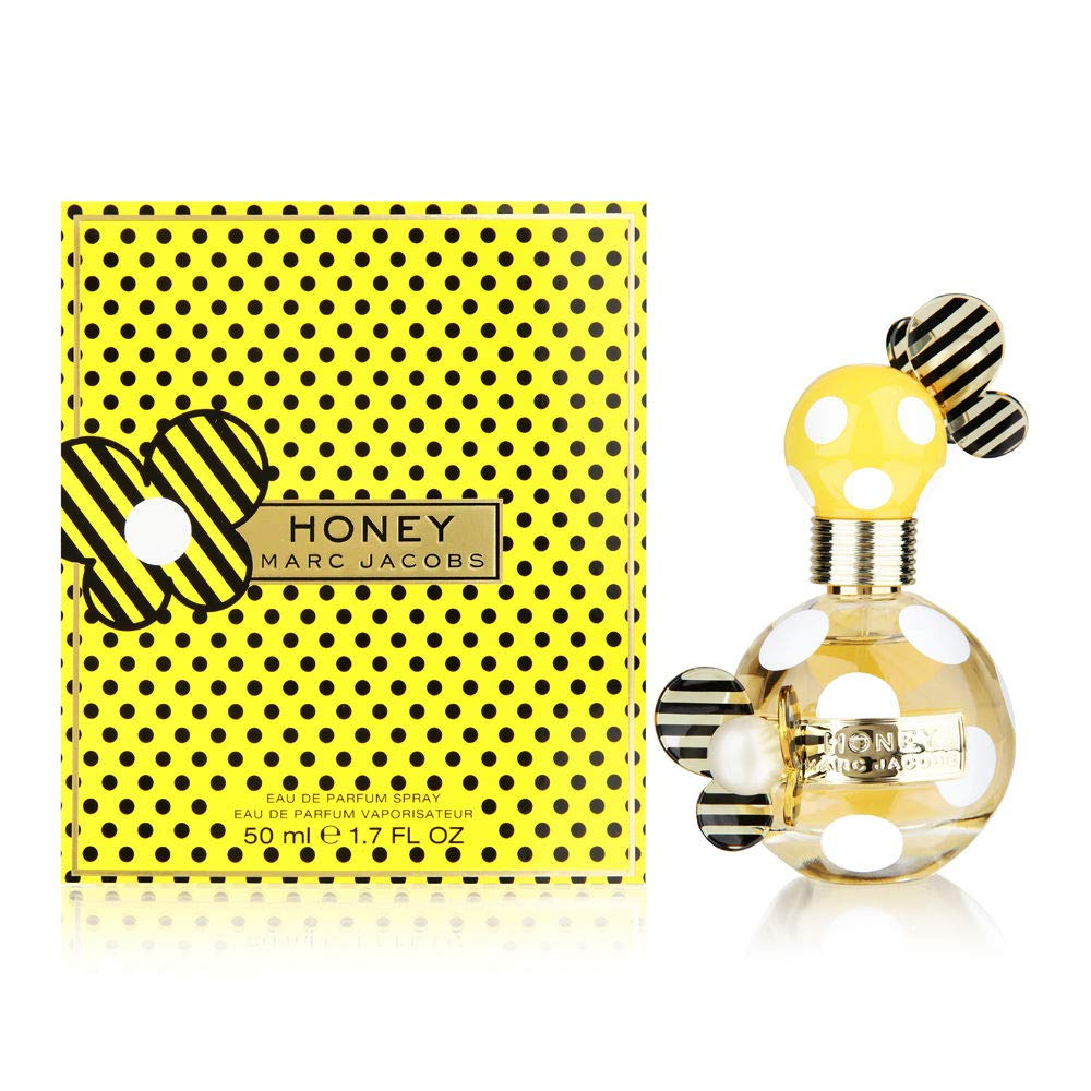 Marc Jacobs Honey by Marc Jacobs Eau De Parfum Spray 1.7 oz (Women)