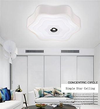 moderne energiesparende deckenleuchte led decken modernen minimalistischen wohnzimmer leuchtet atmosphare gemutliche schlafzimmerlampe