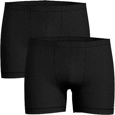 ODLO Mens Suw Bottom Boxer Active Cubic Light 2 Pack Underpants